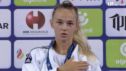 Много пришлось пережить: Билодид прокомментировала победу на чемпионате мира