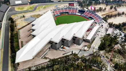 """Стадион """"дьяволов"""": чем поражает уникальное спортивное сооружение в Мехико"""