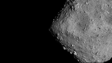 Ученые получили новые снимки с поверхности астероида Рюгу: фото и видео