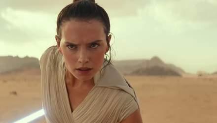 """""""Зоряні війни: Сходження Скайвокера"""": мережу підкорює фінальний  трейлер фільму"""