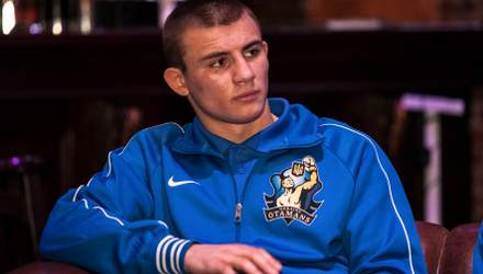 Украинец Хижняк признан лучшим боксером Европейских игр в Минске