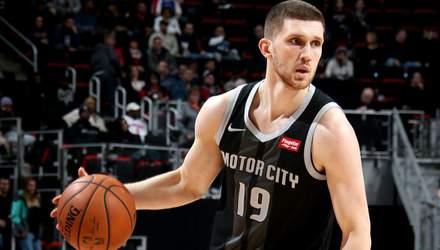 Українські баскетболісти Лень і  Михайлюк отримали свої рейтинги в симуляторі NBA 2K20