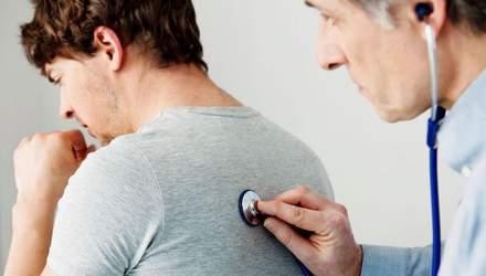 Воспаление может привести к смертельной болезни легких
