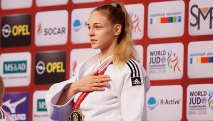 Дарья Белодед стала лучшей спортсменкой августа