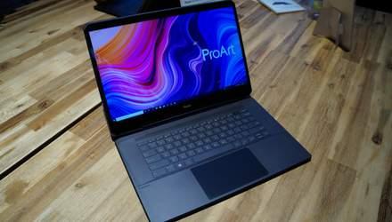 """ASUS ProArt StudioBook One: характеристики и фото """"космического"""" ноутбука"""