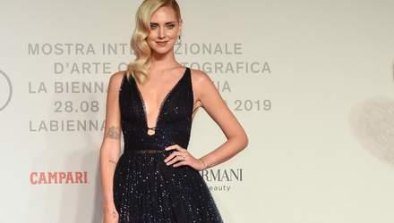К'яра Ферраньї оголилася на Венеційському кінофестивалі і засвітила інтимний пірсинг: фото 18+