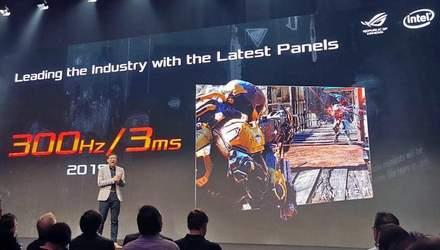 ASUS представила ігрові ноутбуки Zephyrus S GX701: частота оновлення 300 Гц та інші особливості