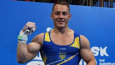 Украинские гимнасты за день выиграли 5 наград на Кубке мирового вызова