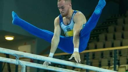 Українські гімнасти здобули чотири нагороди на Кубку світового виклику