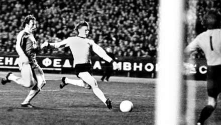 "Легендарному голу Блохина в ворота ""Баварии"" 44 года: ретро видео"