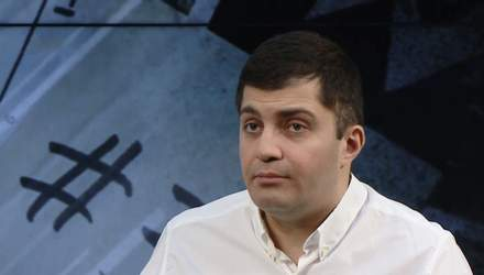"""Почему Порошенко """"вписался за бриллиантовых прокуроров"""": интервью с Давидом Сакварелидзе"""