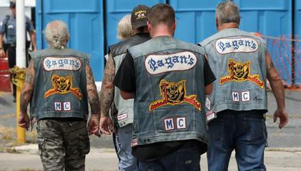 Найжорстокіші байкери США: страшна правда про банду Pagans MC