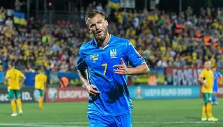 Україна – Нігерія: команди оголосили стартові склади на гру