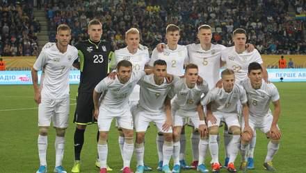 Україна втретє в історії уникла поразки, програючи з рахунком 0:2