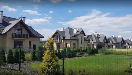 На сколько отличаются цены на жилье в Киеве и за городом