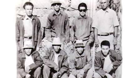 Зверская банда La Eme – тюремная мексиканская группировка, где учат убивать на месте