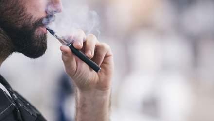 Легені як у 70-річного: смерть від вейпу могла спричинити рідкісна хвороба