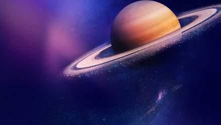 Hubble сделал оригинальный снимок Сатурна