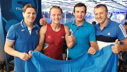Українська борчиня Коляденко виграла срібло чемпіонату світу