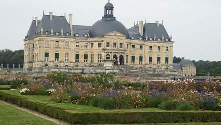 Во Франции ограбили средневековый дворец на два миллиона евро