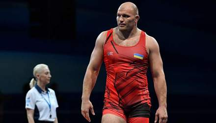 Борець Хоцянівський здобув чергову медаль для України на чемпіонаті світу