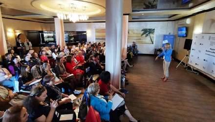 В Мариуполе прошел третий форум Business4Women