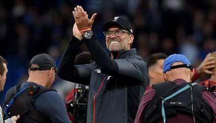 Клопп стал лучшим тренером сезона по версии ФИФА