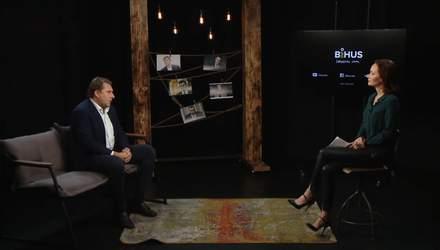 Передача Укроборонпрома и конфликт Данилюка с Абрамовичусом: интервью советника секретаря СНБО