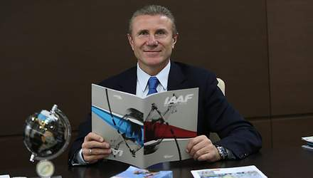 Сергія Бубку перебрали на посаду віцепрезидента Міжнародної організації