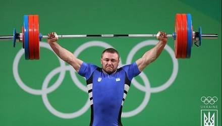 Украинец Чумак стал бронзовым призером чемпионата мира, толкнув штангу весом 217 кг