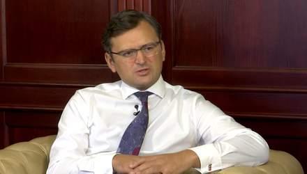 Кулеба про повернення в Україну, нову владу та пріоритети у родині: відверте інтерв'ю