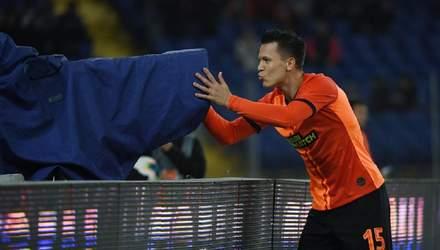"""Коноплянка прокоментував свій перший гол за """"Шахтар"""": відео"""