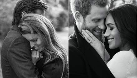 Фото с помолвки принцессы Беатрис сравнивают с портретами принца Гарри и Меган Маркл