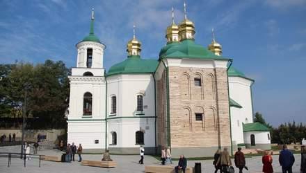 В Киеве после ремонта открыли памятник архитектуры – церковь 12 века