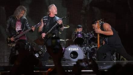 Гурт Metallica раптово скасував концерти в Австралії та Новій Зеландії: відома причина