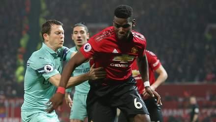 Манчестер Юнайтед – Арсенал: онлайн-трансляція матчу чемпіонату Англії