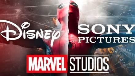 """Фільмові """"Людина-павук"""" бути: Sony і Disney домовилися залишити картину у всесвіті Marvel"""