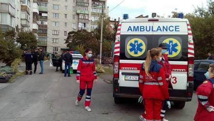 Массовое отравление химикатами в Черкассах: 7 человек в больнице
