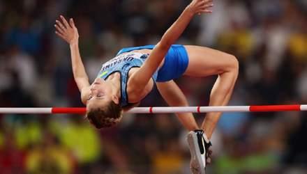 18-летняя украинка Магучих с мировым рекордом завоевала серебро на чемпионате мира