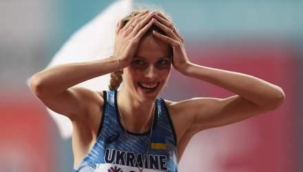 Как 18-летняя Магучих стала вице-чемпионкой мира: видео исторического прыжка
