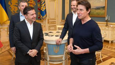 Готовится к роли Зеленского в новом фильме: как в сети реагируют на визит Круза в Украину