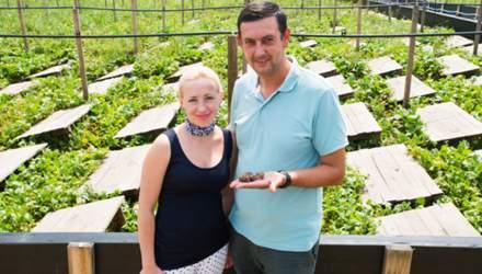 Для настоящих гурманов: украинцы создали экзотическую ферму улиток и пресмыкающихся