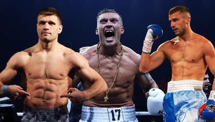Топ-поединки украинских боксеров в октябре: полное расписание