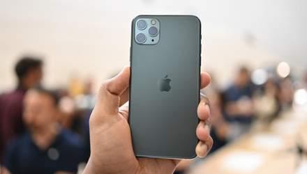Какова себестоимость iPhone 11 Pro Max: впечатляющая цифра