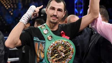 Українець Постол проведе чемпіонський бій за пояс WBC: з'явилися нові деталі