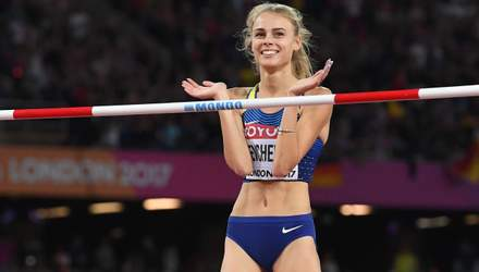 Видео невероятных эмоций Юлии Левченко на чемпионате мира по легкой атлетике
