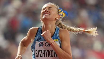 Українка Рижикова не змогла поборотися за п'єдестал у забігу зі світовим рекордом