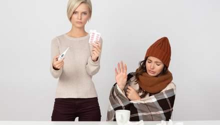 Обережно, грип: коли очікувати нову хвилю захворювань