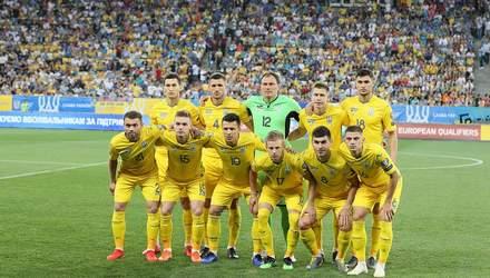 Україна – Литва: де дивитися онлайн матч кваліфікації Євро-2020