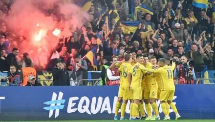 Україна у важкому матчі перемогла Португалію: відеоогляд поєдинку